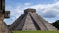 25 best places to visit in Mexico | El Castillo, Chichén Itzá