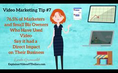 Video Marketing Tip #7-Impact on Business
