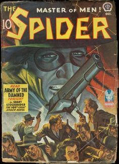 "pulpcovers: ""Army Of The Damned http://ift.tt/18LorKD """