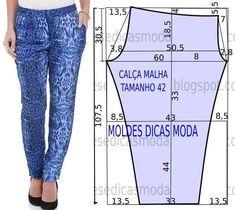 Como hacer pantalones y jumpers para dama04