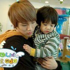 Key & Yoogeun on Hello Baby! :D
