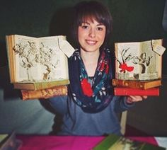 Interview: Emma Taylor on her Book Art