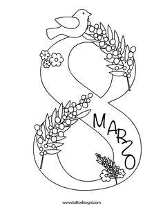 44 Fantastiche Immagini Su Festa Della Donna March Spring E Donna