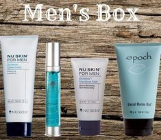 Men's Box - 4 Nu Skin Products | MC Beauty Buys. #awardwinningskinproducts #skincare #lookafteryourskin #bodysupplements #mcbeautybuys #freeshipping #australiamensskincare #newzealandmensskincare #menuseskincaretoo #menhowlookafterthemselves #hisandhersskincare #buyyourown #menshaircare #mensbodycare #mensgrooming #menshouldhavetohidegreatskincare #mensbox Princess Birthday Centerpieces, Beauty Kit, Male Grooming, Beauty Magazine, Nu Skin Products, Mens Products, Feeling Happy, Body Care, Skin Care