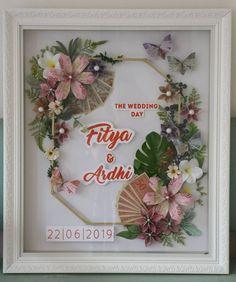 ahar and Ardhi… Wedding Gifts, Wedding Day, Wedding Stuff, Creative Money Gifts, Diy Flowers, Origami, Diy And Crafts, Rustic, Weeding