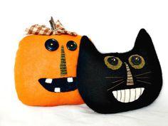 Primitive Halloween Duo
