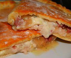 Pizza Calzone o Pizza Envuelta