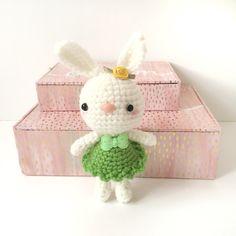 Amigurumi Easter Bunny Plush Crochet Bunny Toy Amigurumi Rabbit Crochet Rabbit Kids Toy Photo Prop Birthday Easter Gift Ideas by AmiAmiGocco on Etsy