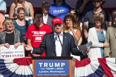 Here's what to expect during Donald Trump's Everett visit - New update