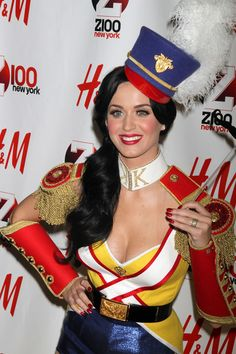 Yes, her costumes can be silly. But Katy Perry makes it sexy :-D Z100's Jingle Ball 2010 Presented By H