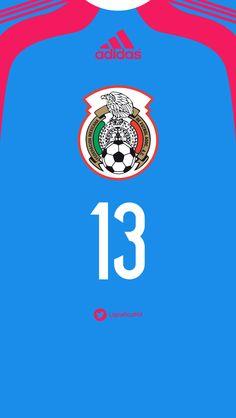 Guillermo Ochoa #iPhone5 Wallpaper Mexico goalkeeper @miseleccionmx