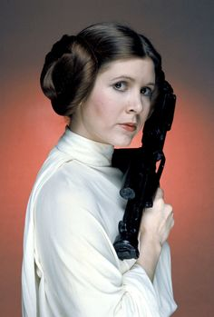 """A long time ago in a galaxy far, far away, there was a princess with twin cinnamon buns for hair. Princess Leia's elaborate updo recalls both an Iberian sculpture known as the Lady of Elche (fourth century, B.C.E.), and the """"squash blossom"""" whorls worn by marriageable Hopi women. George Lucas claims he wanted something that """"wasn't fashion,"""" and """"went with a kind of Southwestern Pancho Villa woman revolutionary look."""""""