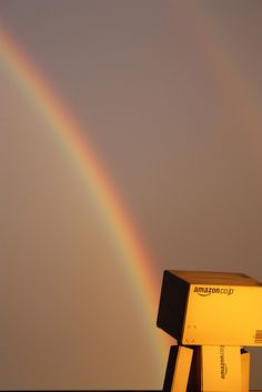 rainbow Danbo
