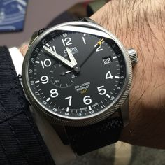 d9285c851b Oris-Pro-Pilot-GMT - love this watch!!! Watches For