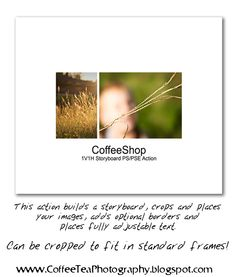 The CoffeeShop Blog: Storyboards and Frames