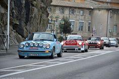 Wat is better than 1 Porsche? 3 Porsches... #porsche #911 #rally