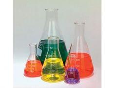 Glass Flask Set