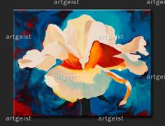 Bilder abstrakt - Rose  painting - rose
