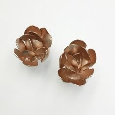 Kayo Saito: Cluster Earrings II