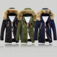 XiaoTianXinMen XTX Men Winter Stand Collar Fleece Lined Warm Faux Leather Moto Jackets Yellow 4XL