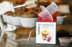 Baking: Cuisipro Cupcake Corer