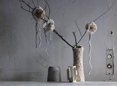 Beauty found: wool #MAXCONNECTORS #LaraHutton #lifestyle #wool