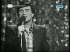 Festival RTP 1974 - José Cid - A Rosa Que Te Dei