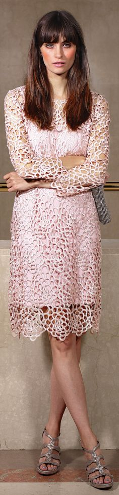 trendy lace - http://www.boomerinas.com/2015/03/13/lace-is-still-hot-modern-ways-to-wear-lace-for-spring-summer-2015/