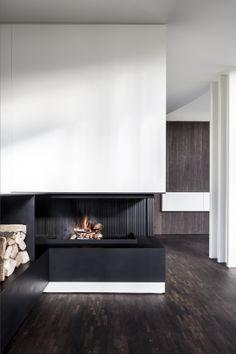Fire Place by Bosmans Haarden