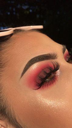 Makeup Set, Cute Makeup, Makeup Goals, Glam Makeup, Pretty Makeup, Skin Makeup, Eyeshadow Makeup, Makeup Inspo, Makeup Brushes