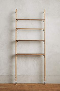 Kalmar Bookshelf - anthropologie.com