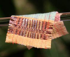 Energy Harvesting Textiles, Next-Generation Wearable Electronics? Backyard Canopy, Diy Canopy, Fabric Canopy, Canopy Outdoor, Canopy Tent, Ikea Canopy, Window Canopy, Wooden Canopy, Canopy Curtains