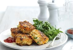 feta brown rice patties 455x315px
