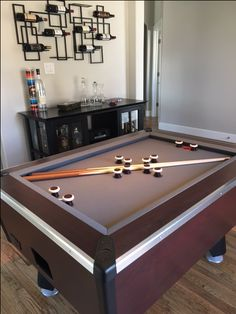 Great American Eagle Coin Op Pool Table The VFW In Brownwood, TX | Customer  Photos! | Pinterest | Brownwood Tx