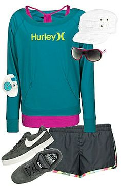 athletic outfit --pinfashionblog