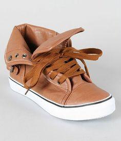 Amazon.com: Punk Tan Women High Top Low Heel Fashion Sneakers: Shoes