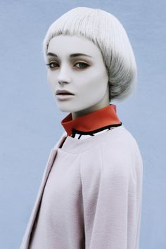 Young South Africa: Stylist Gabrielle Kannemeyer (photography by Kent Andreasen)