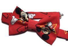 Cravatta topolino | Etsy IT