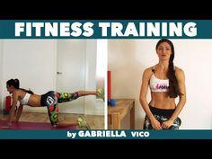 6 esercizi per allenare fianchi e gambe - YouTube Squat, Train, Yoga, Workout, Fitness, Youtube, Swimwear, Pictures, Photos