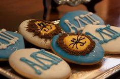 Yummy ADPi cookies