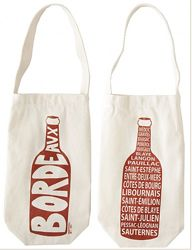 Bordeaux Wine Tote by Maptote