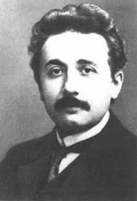Albert Einstein: Theoretical physicist. Theory of Relativity. Responsible for most known formula. Theory of Brownian Motion. Nobel Prize in Physics 1921