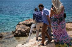 CHRISTENING IN AEGINA ISLAND   Stelios Tsikas