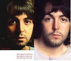 Paul McCartney Replacement | Paul McCartney died in 1966 - replaced by Billy Shepherd,