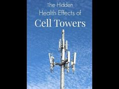 Hidden Dangers of Cell Towers, Smartphones, Smart Meters, RFID Chips, an...