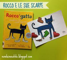Play with Pete the cat! Rocco il gatto e le sue scarpe: un libro, un gioco, un modo per imparare l'inglese.
