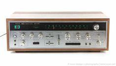 VINTAGE 1973 SANSUI QRX-4500 240 WATT STEREO QUAD RECEIVER NEAR MINT  JAPAN #SANSUI
