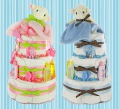 Diaper Cakes from Baby Gifts & Gift Baskets