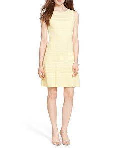 Lauren Ralph Lauren Dress - Textured Sweater
