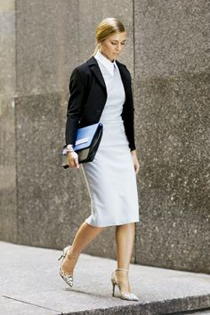 Tips: Look ejecutivo... ¡bajo costo!